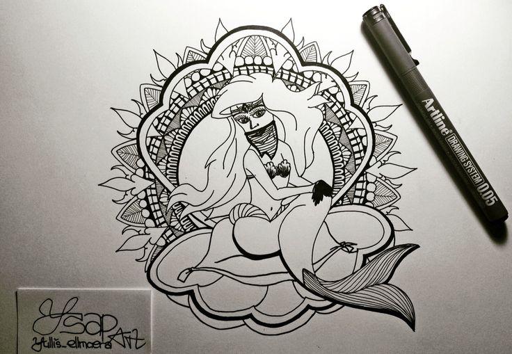 Putri Duyung ✍