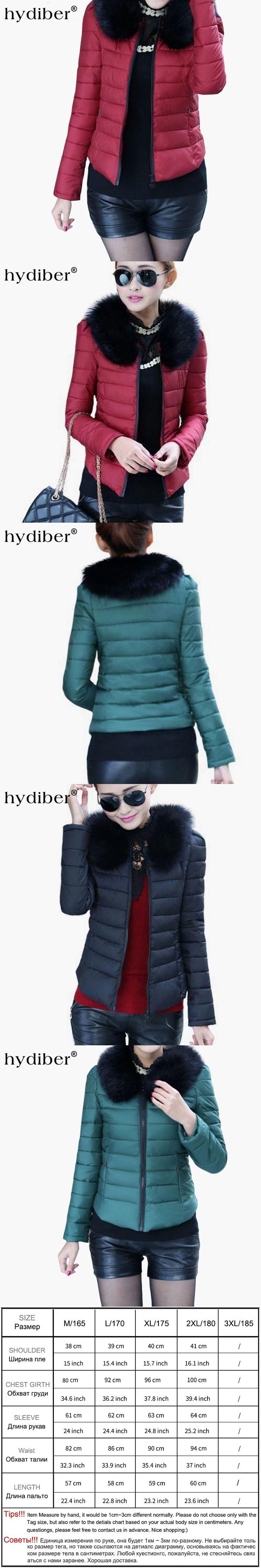 2015 Warm Winter Jacket Women Slim Detachable Fur Collar Coat Ladies Parka Outwear Casual Overcoat Z41
