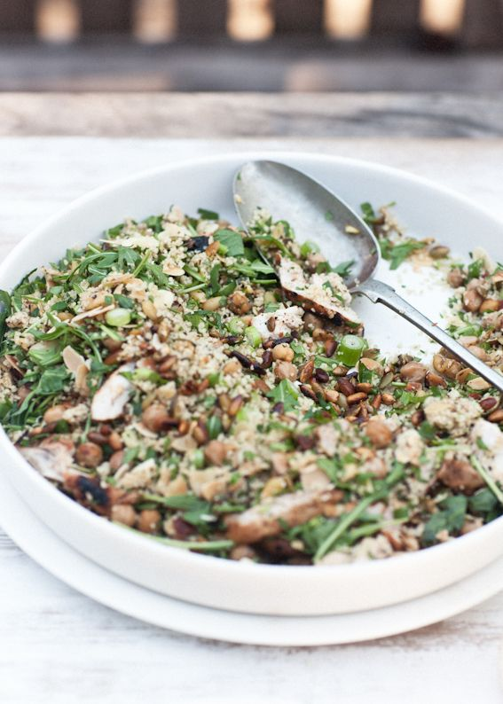 What Katie Ate: delicious salad recipes
