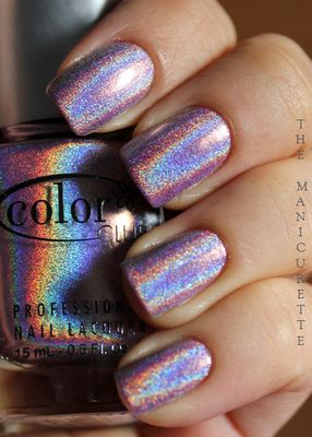 Cloud Nine - Color Club Holographic