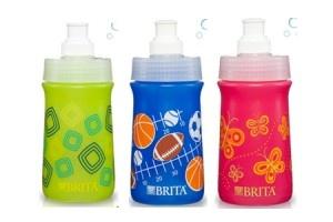Super adorable Brita water bottles...the water bottles filter water as kids drink @babycenter: Kid Drinks, Drink More Water, Bottles The Water, Water Bottles The, Bottles Filter, Brita Bottles, Kids Products