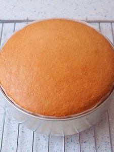 ケーキ屋さんみたいにふっわふわ♪自慢のスポンジケーキ