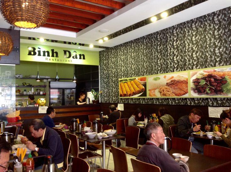 Binh Dahn at Cabramatta