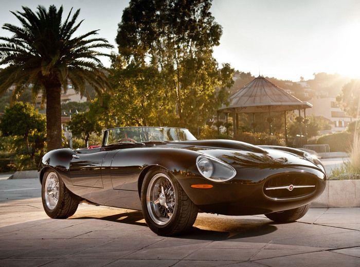 Jaguar E-Type...favorite car ever