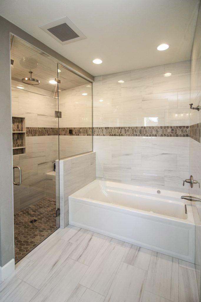 marble tile bathroom shower