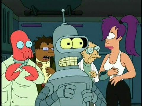 The Top 10 Best Futurama Episodes