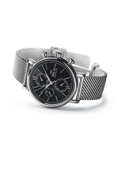 Montre IWC : montre chronographe Portofino IWC - Montre homme : les nouvelles montres homme 2011
