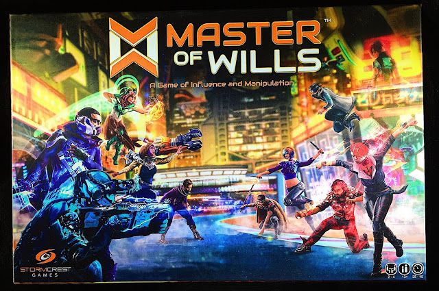 Master of Wills Review - EverythingBoardGames.com