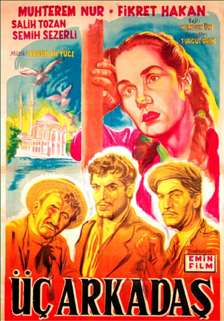 1958 Üç Arkadaş