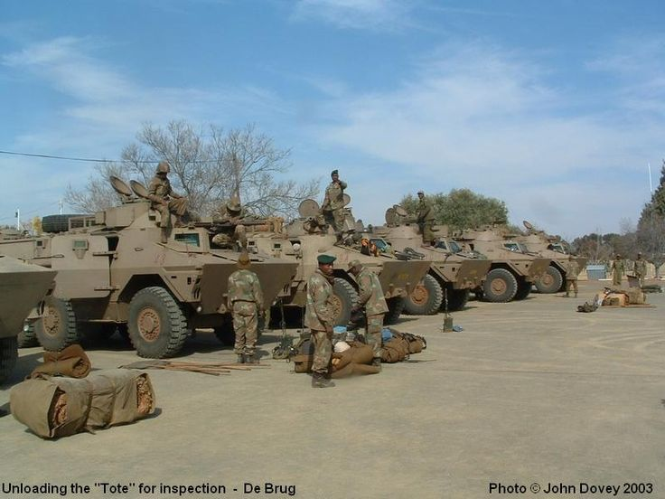 Armoured Vehicle Photos Page 3 - Ratel