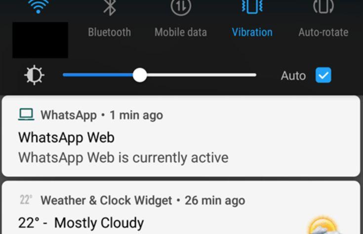 No, no es posible que alguien pueda husmear tu WhatsApp