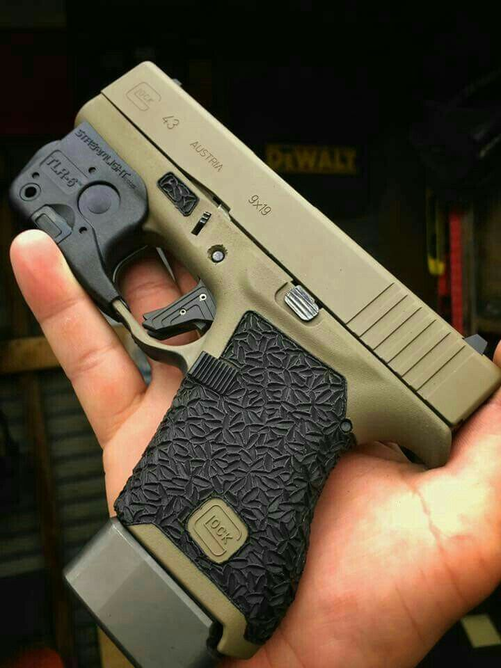 The Glock Life ❤Loading that magazine is a pain! Excellent loader available for your handgun Get your Magazine speedloader today! http://www.amazon.com/shops/raeind