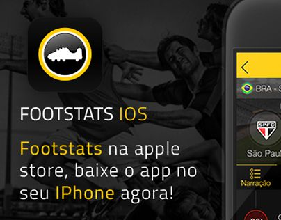 "Check out new work on my @Behance portfolio: ""Meu footstats - rede social (COPY)"" http://on.be.net/1Kbq4z1"