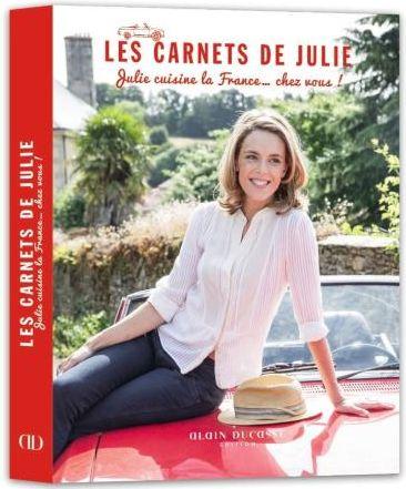 Julie Andrieu - Les carnets de Julie