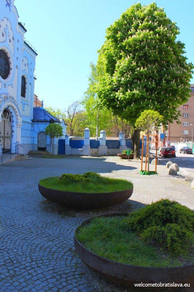 THE BLUE CHURCH - WelcomeToBratislava | WelcomeToBratislava