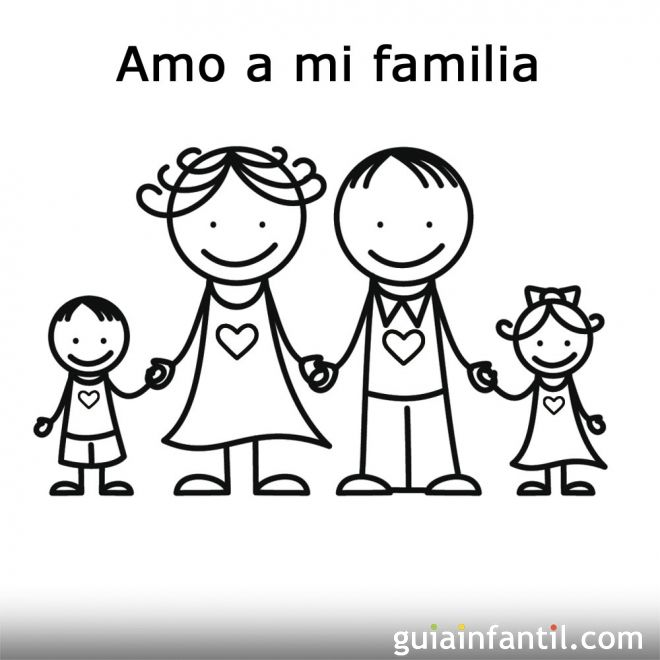 Ms de 25 ideas increbles sobre Dia de la familia en Pinterest