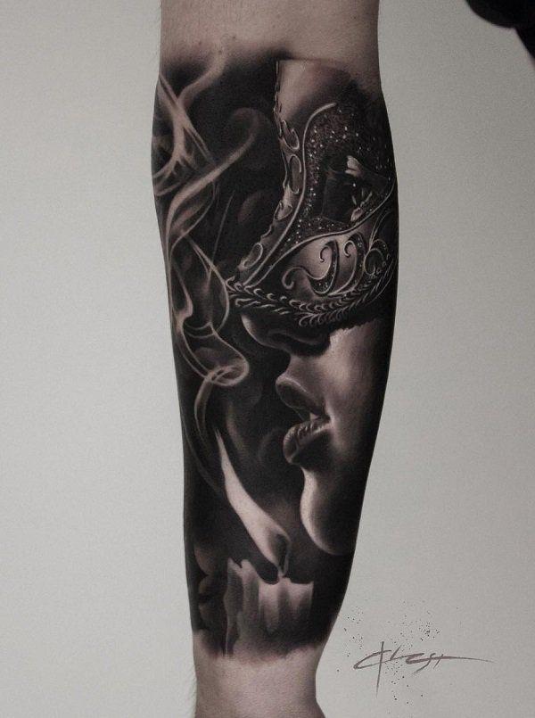 70 Amazing 3d Tattoo Designs Portrait Tattoo Sleeve Sleeve