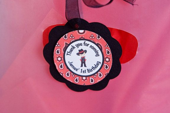 Cowboy Theme Cupcake Toppers Western Theme by getthepartystarted, $11.00