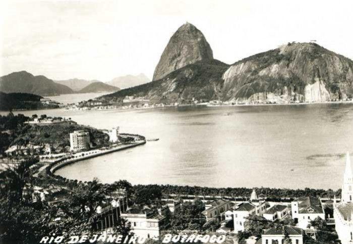 Fotografia Rio Antigo - Baia da Guanabara - Rio Antigo   Posters e Fotografias e Preto e Branco e Até 50 x 70  Pictus.com.br