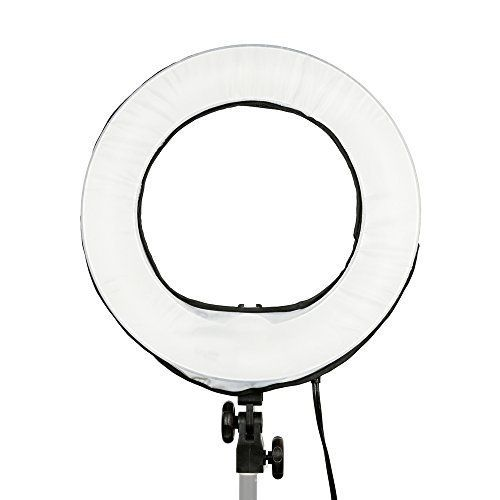 """#Prismatic 14"""" Mini #Halo Dimmable Ring #Light  Full review at: http://toptenmusthave.com/best-ring-light/"""