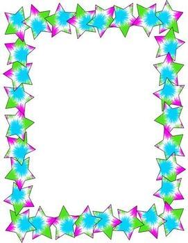 Freebie! Starburst Frame...CU OK