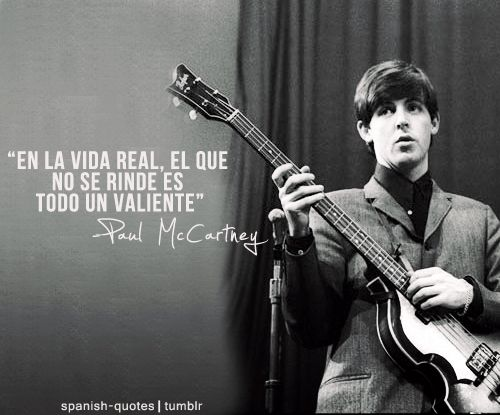 The Beatles - Frases - Taringa!