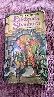 THE ELFSTONES OF SHANNARA book