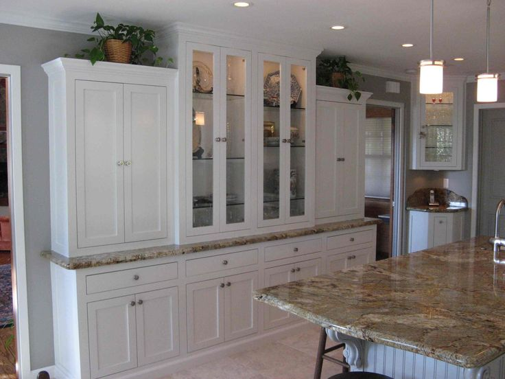 White Kitchen Hutch 44 best hutch designs / ideas images on pinterest | kitchen hutch