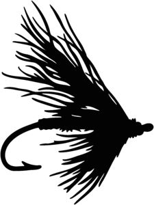 Fly Bait Decal STOF#1 Boat and Truck Window Stickers - Wildlife Decal