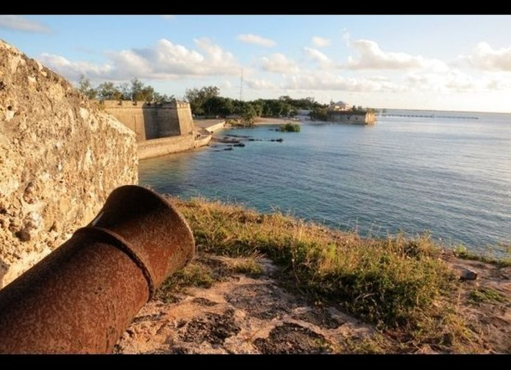 The Fort  AT the 16th-century São Sebastião fort., rubble-filled rooms, canons piled in heaps, and stairs leading to nowhere made for a slightly creepy but fascinating visit.  It's hard to imagine amid the crumbling coral walls and dirt streets of Ilha de Mozambique that it was once the capital of a Portuguese East Africa and a...