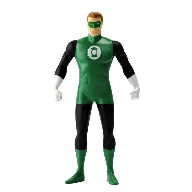 """Justice League Green Lantern Toy Bendable Action Figure 5.5"""""""
