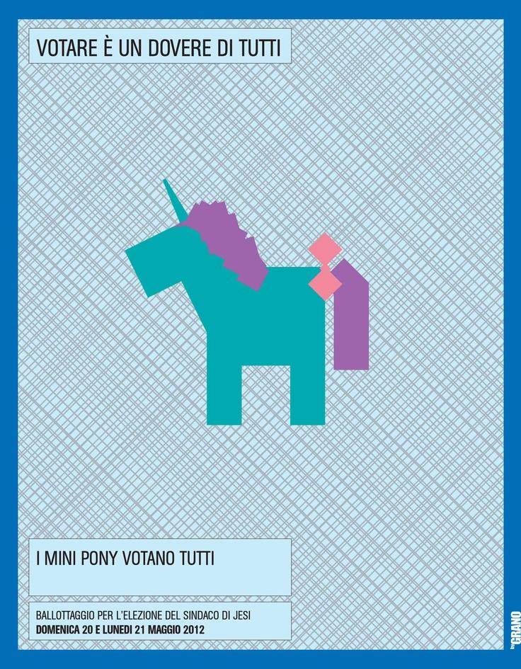 Mini Pony vote