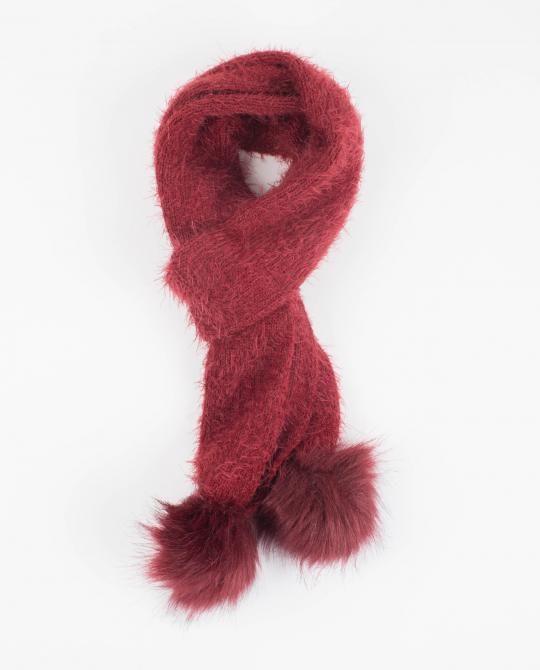 bordeauxrode-sjaal-met-pompons-plop