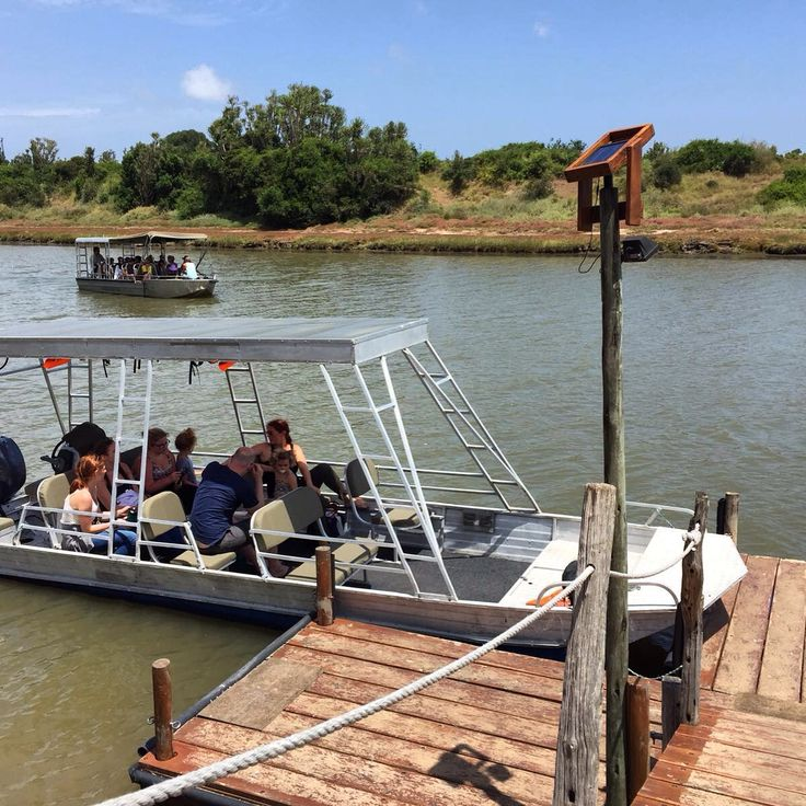 Sibuya guests depart from Kenton on Sea and are transported in boats along the meandering Kariega River to Sibuya Game Reserve where great hospitality and Big 5 game viewing awaits you.  www.sibuya.co.za