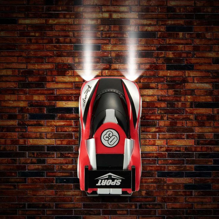 Super Wall Climbing Plastic RC Car Remote Control Climber Ceiling Toys That Drives With Zero Gravity Styling RTR