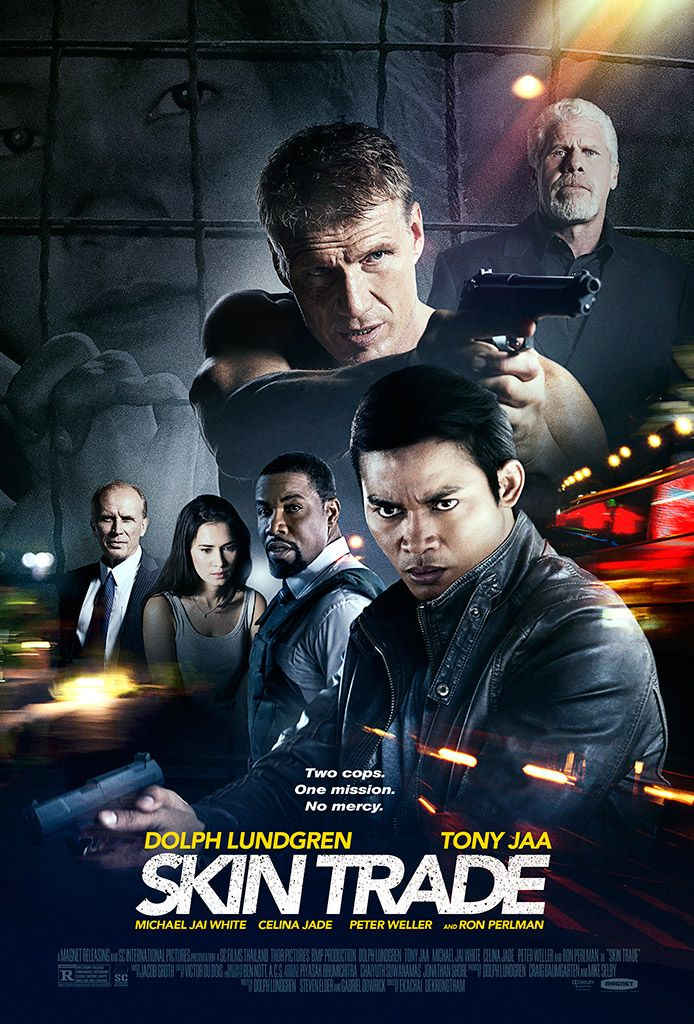 I can't wait to see Skin Trade with Dolph Lundgren,Tony Jaa & Michael Jai White! on Demand and iTunes April 23rd. In Theatres May 8th #SkinTrade