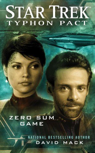 Star Trek: Typhon Pact #1: Zero Sum Game by David Mack. $5.55. Author: David Mack. Publisher: Pocket Books/Star Trek; Original edition (October 26, 2010). 357 pages. A spy for the Typhon Pact—a new political rival of the Federation—steals the plans for Starfleet's newest technological advance: the slipstream drive. To stop the Typhon Pact from unlocking the drive's secrets, Starfleet Intelligence recruits a pair of genetically enhance...