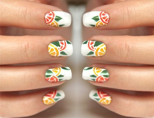 25 Crazy Summer Nail Design Ideas | Style Motivation