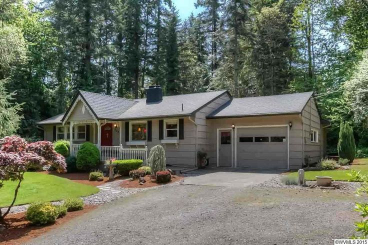 Traditional Exterior of Home with Bird bath & Pathway in Salem, OR | Zillow Digs