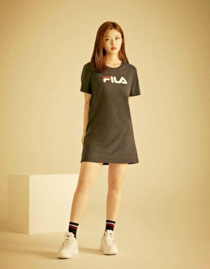 FILA Korea x Exclusive Brand Model Kim Yoo Jung - 김유정 (28/06/2017) <3 #FILA Summer Collection x Kim Yoo Jung