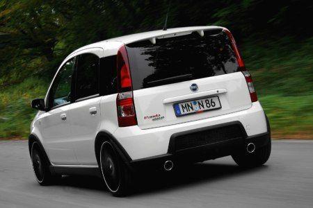 Fiat panda (koektrommel)
