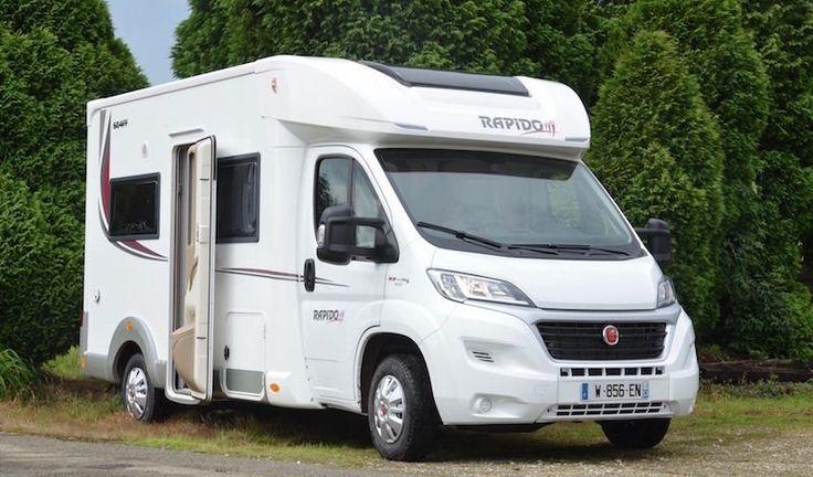 rapido 604 ff du volume dans un petit format camping car le site van truck car rv trailer. Black Bedroom Furniture Sets. Home Design Ideas