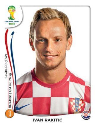 Croacia - Iván Rakitić