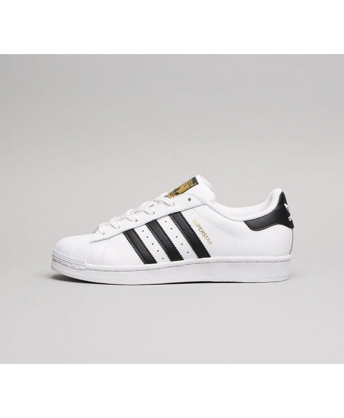 womens white adidas superstar foundation trainers | schuh