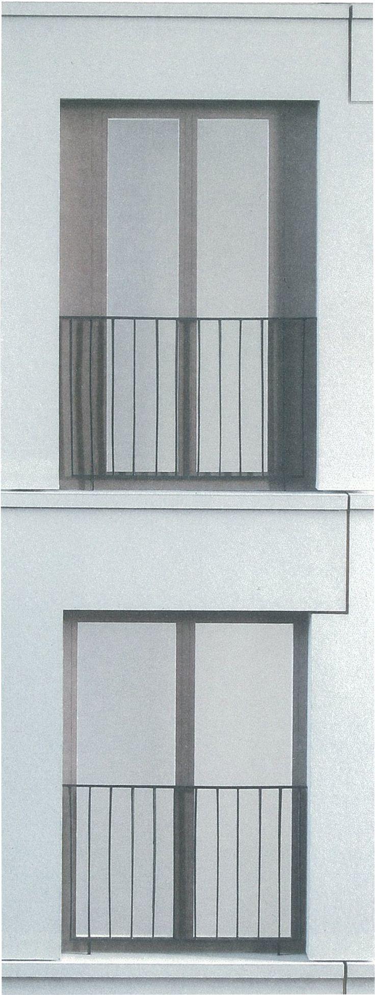 sergison bates - railings