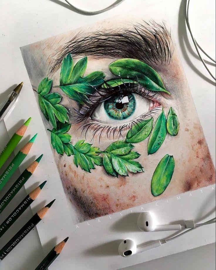 Welche Farbe haben deine Augen? Folgen Sie uns für mehr @ar … – #ar #artsy #Augen #deine #Farbe