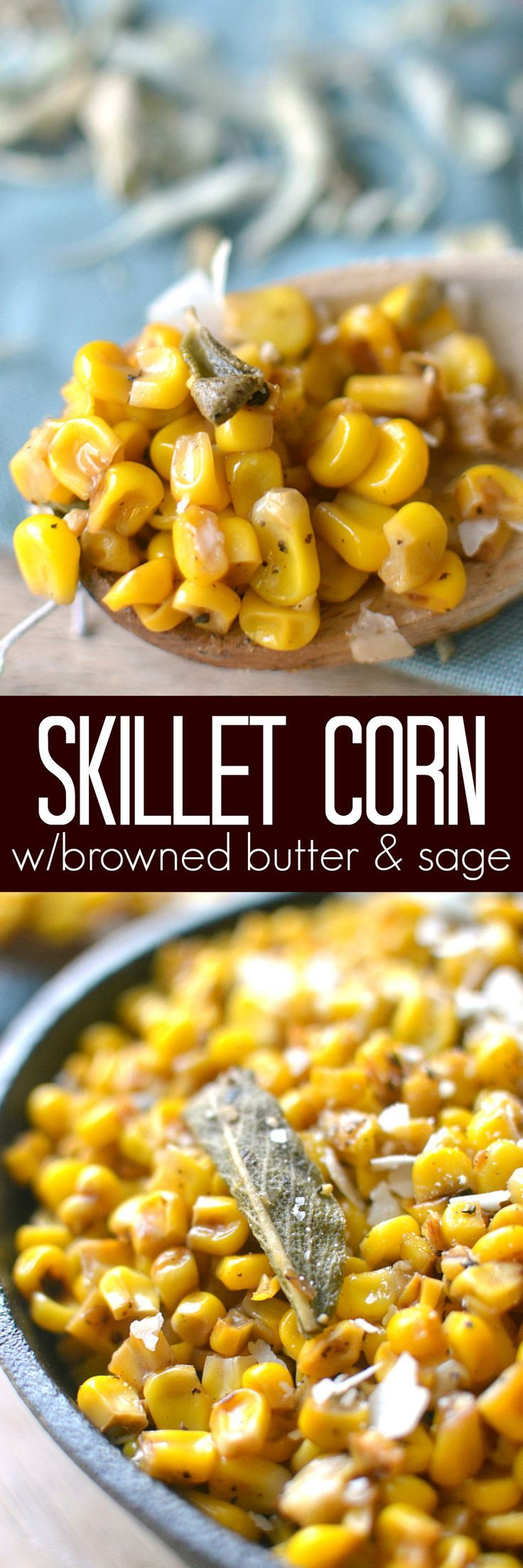 Skillet Corn on Pinterest | Skillets, Corn Bread and Cast Iron Skillet ...