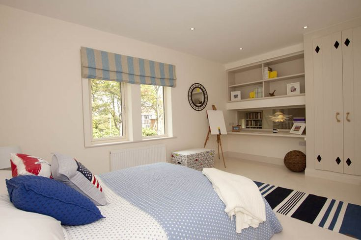 New england style bedroom by one 17 bespoke wardrobes for New england style bedroom