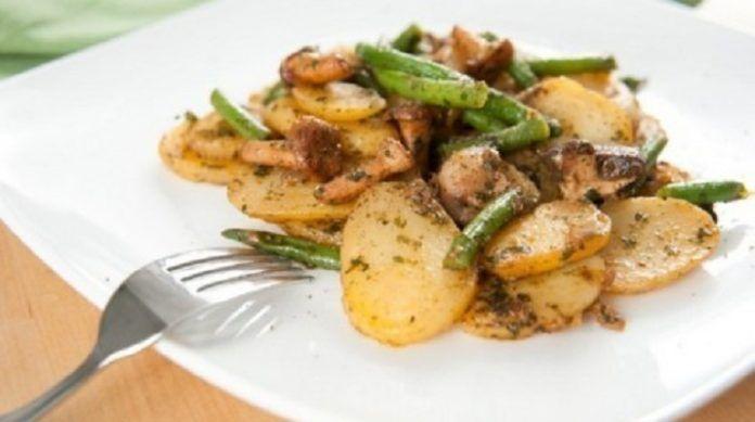 Картофель: 5 лучших постных вторых блюд