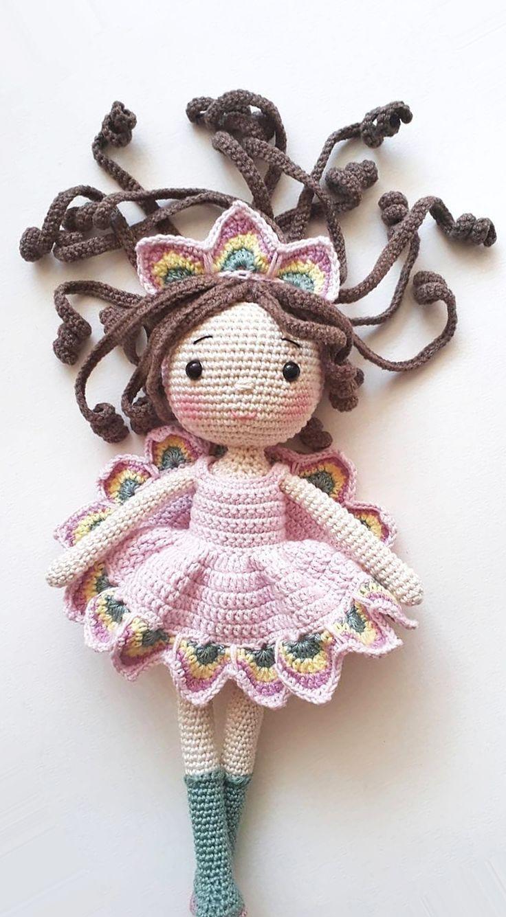 BB dolls - Free amigurumi pattern | 1335x736